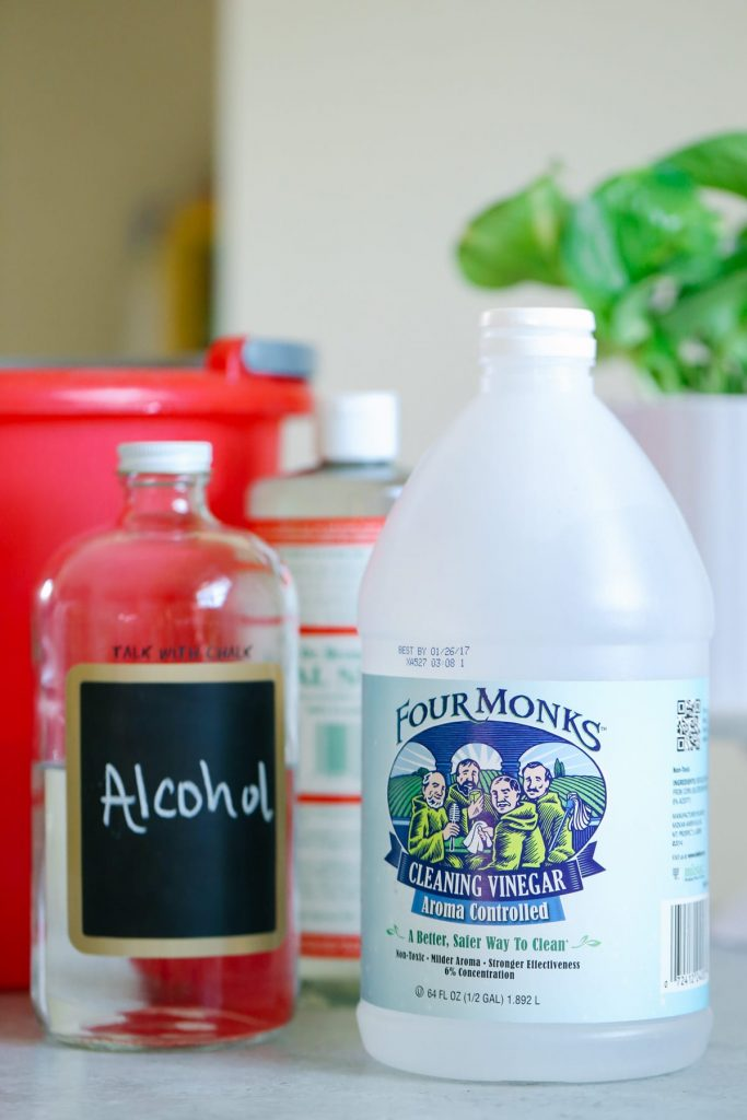 How To Make Homemade Floor Cleaner Vinegar Based Live