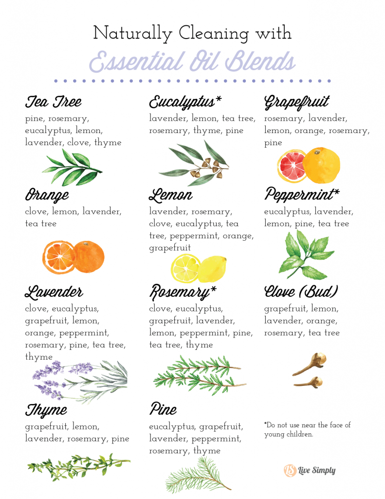 Best Smelling Natural Essential Oils