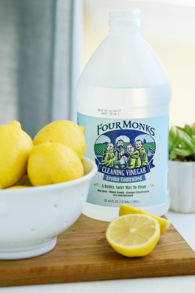 How to Make Vinegar-Infused All Purpose Cleaner