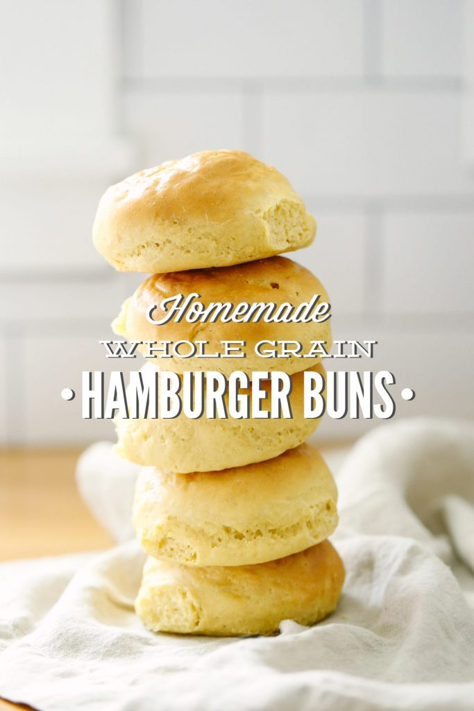 Buns that are fluffy and light, naturally-sweetened, 100% real, and even nourishing. So good! Freeze them so save time. These also make great sandwich buns.