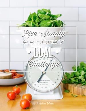 Healthy Goal Challenge