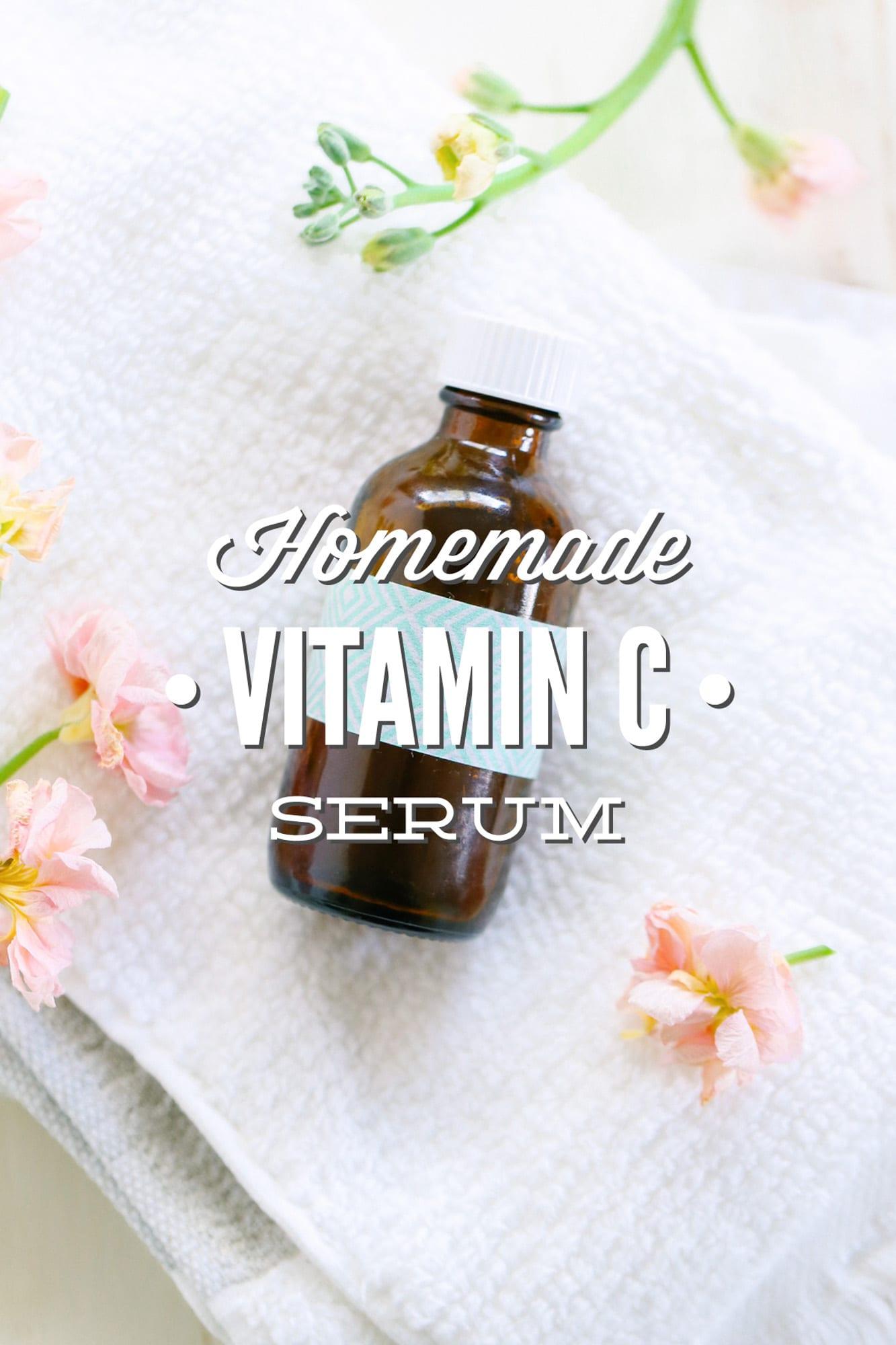 Homemade vitamin c serum live simply solutioingenieria Choice Image