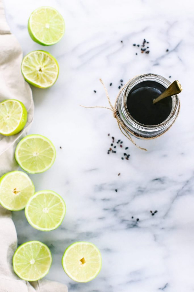 I LOVE this drink! A super easy homemade soda that provides an immune-boost with every sip! So good. A fun soda-like mocktail that's actually good for you.
