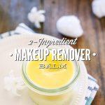 Eye Makeup Remover Balm