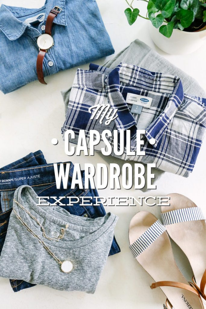 My Capsule Wardrobe Experience (Five Months Later). Want to know what it's like to switch from a closet full of clothes to only 30 pieces? I share my experience: was it a failure or a major success?