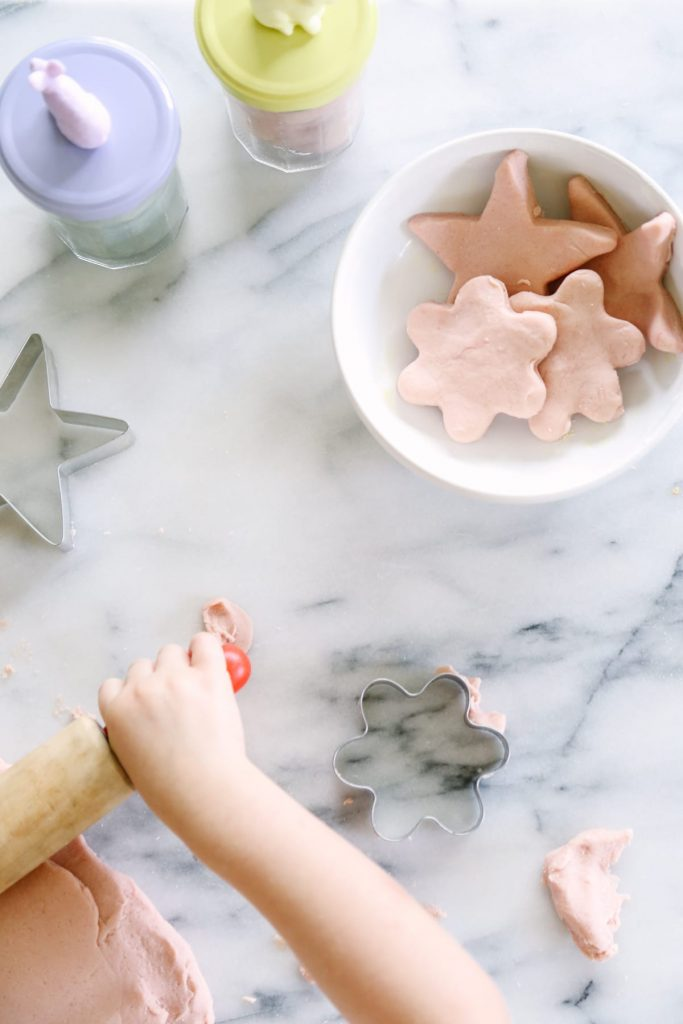How to Make Natural Play Dough (Without Cream of Tartar) - Live Simply