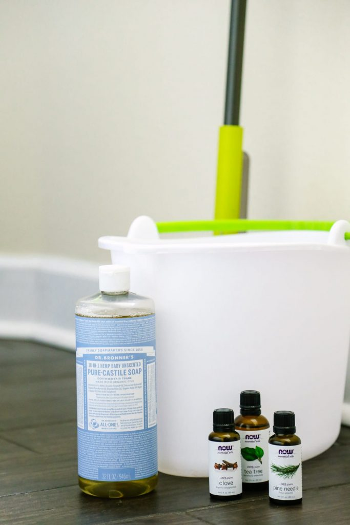 This Homemade Multi Surface Floor Cleaner Is Made With 3 All Natural  Ingredients And Comes