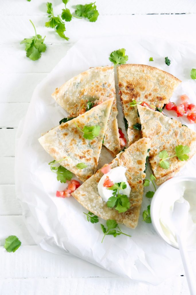 So good and simple. My family loves these quesadillas. They come together in just 15 minutes. 100% real food ingredients!