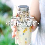 Make-Ahead Fruit and Yogurt Cups