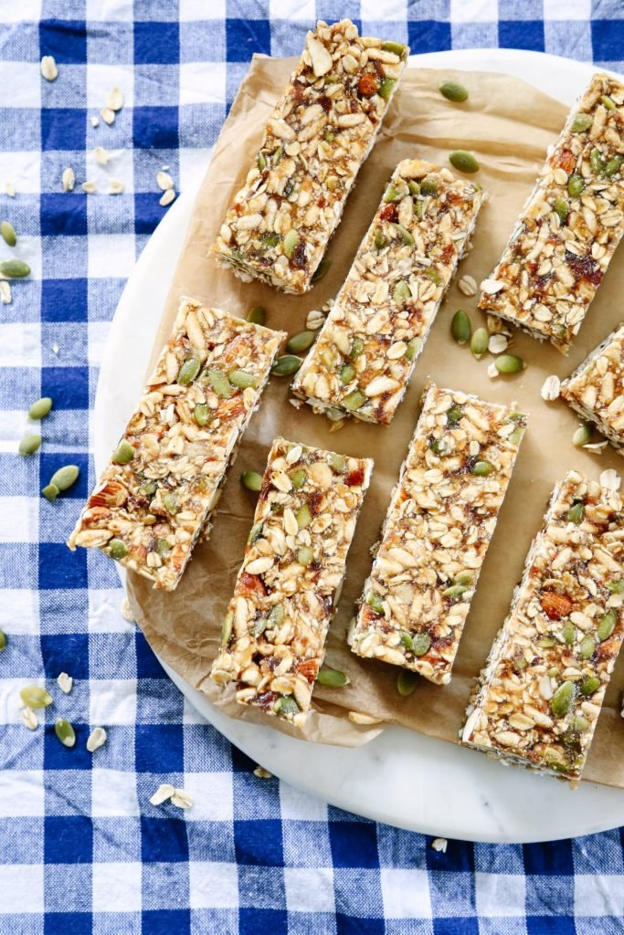 Yes! Healthy and portable real food breakfasts to help get out the door on time.