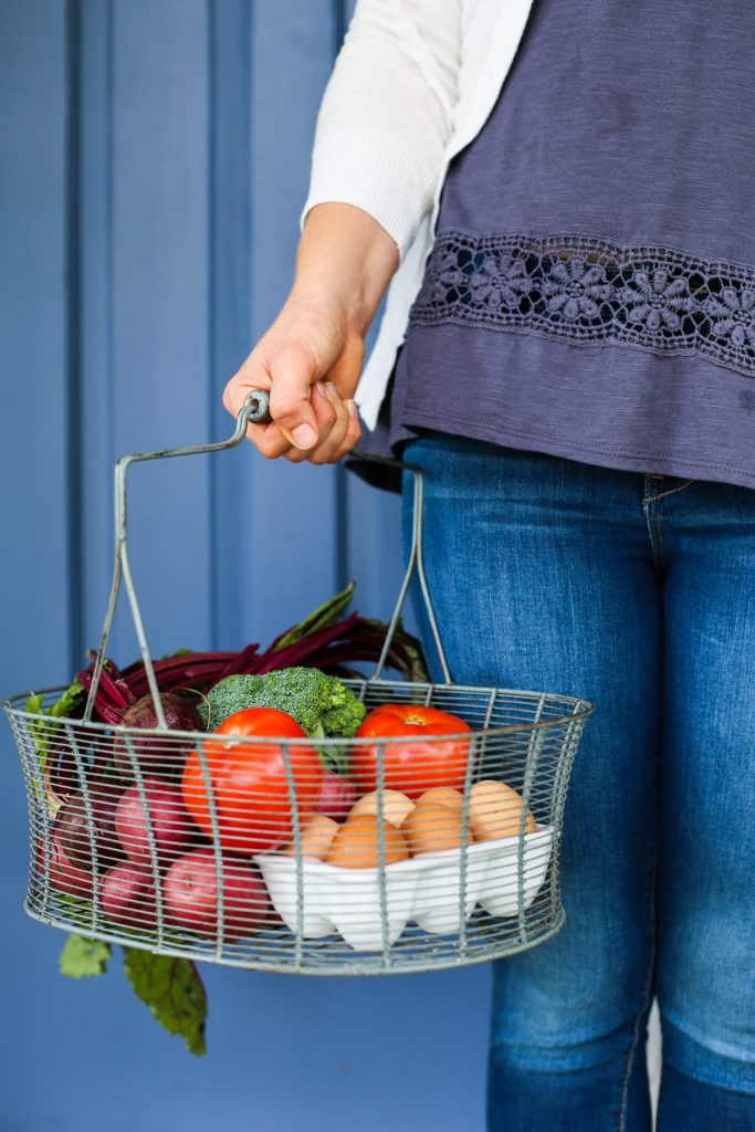Love this! How to practically cut-out the processed food from your fridge and stock healthy real food. Practical tips and strategies.