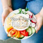 Veggie-Packed Tuna Salad