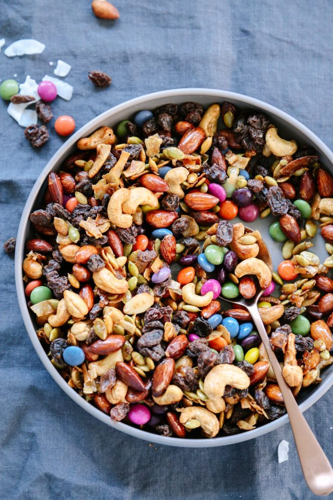 Sweet And Salty Do It Yourself Trail Mix