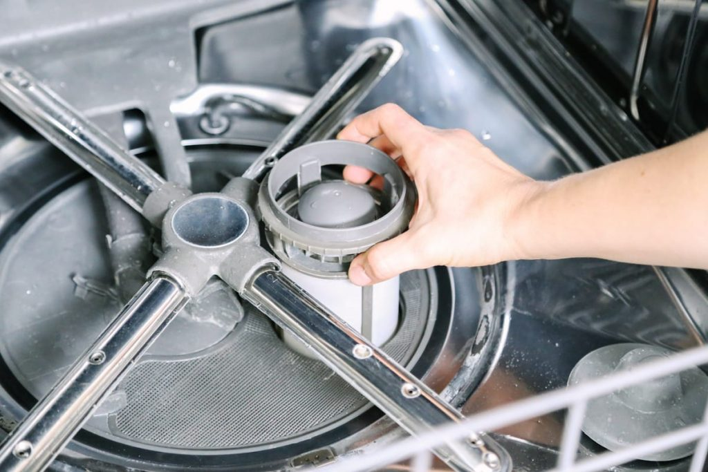 I had no idea the importance behind cleaning your dishwasher. Wow! This explains how to clean the dishwasher naturally.