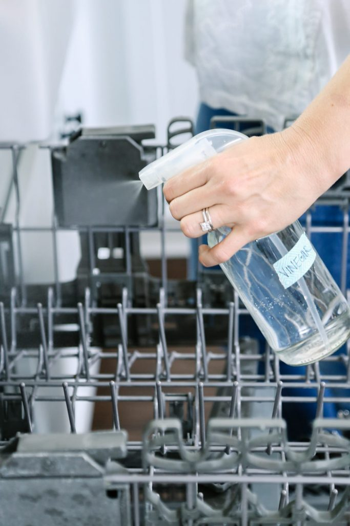 How To Naturally Clean Your Dishwasher Live Simply