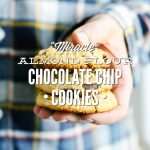 Miracle Almond Flour Chocolate Chip Cookies