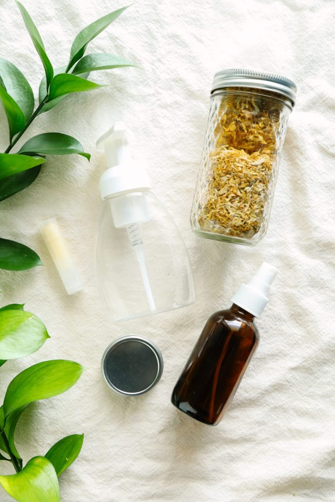 My must-have (simple) tools for making natural body-care products, from foundation powder to deodorant.