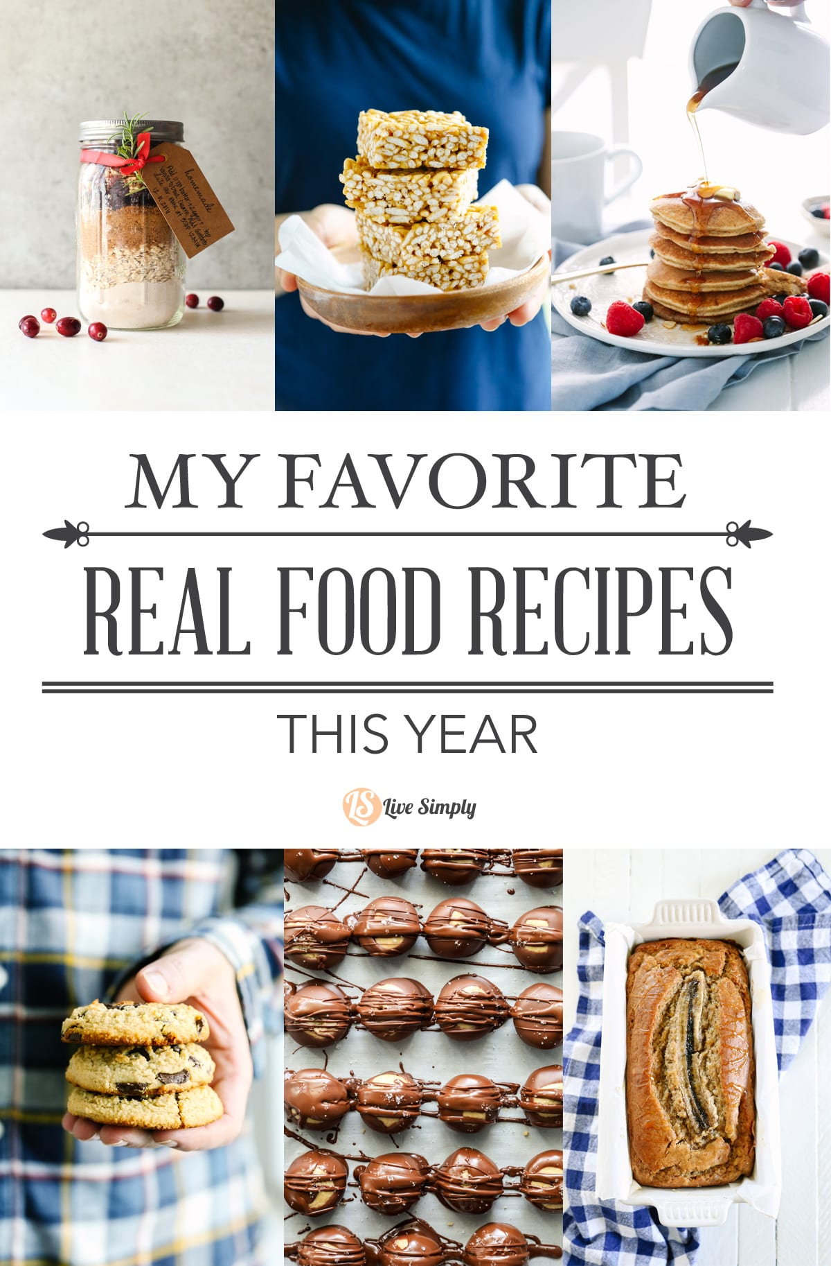 My favorite real food recipes from 2016 live simply forumfinder Choice Image