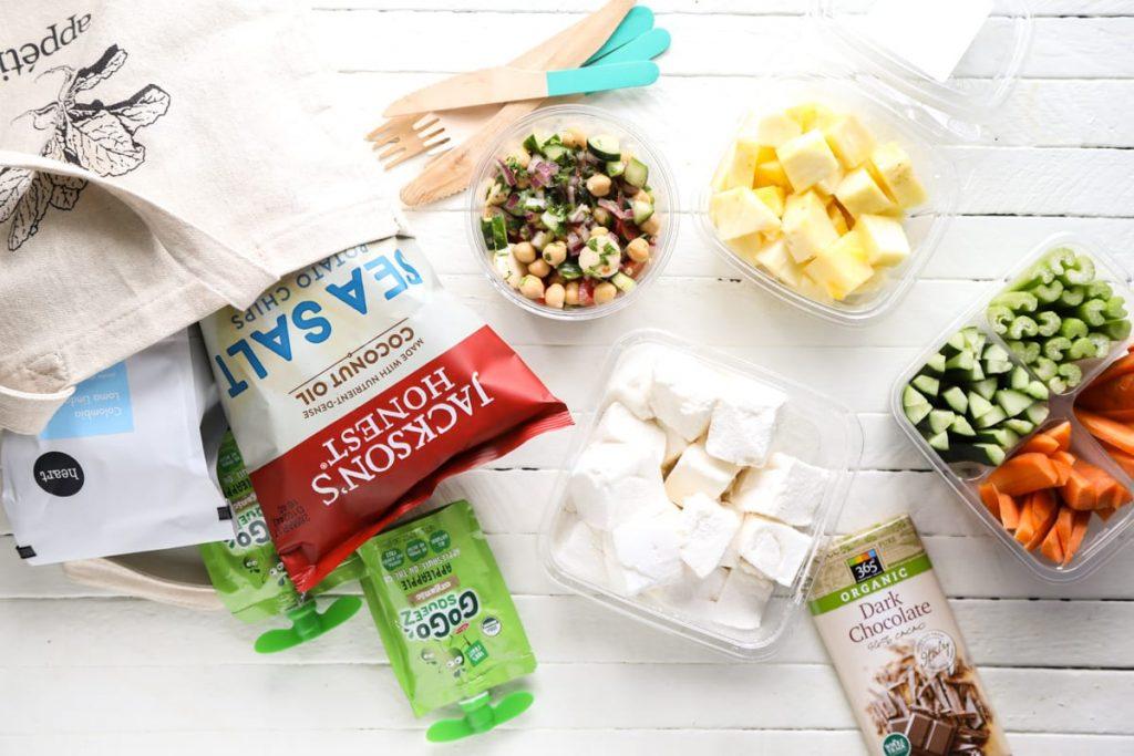 Easy Marinated Chickpea Salad
