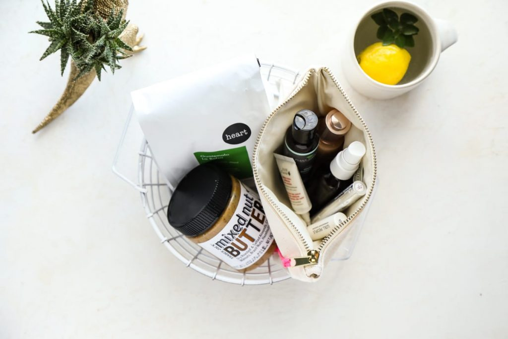 My Favorite Things from February: Skincare, Food, Life