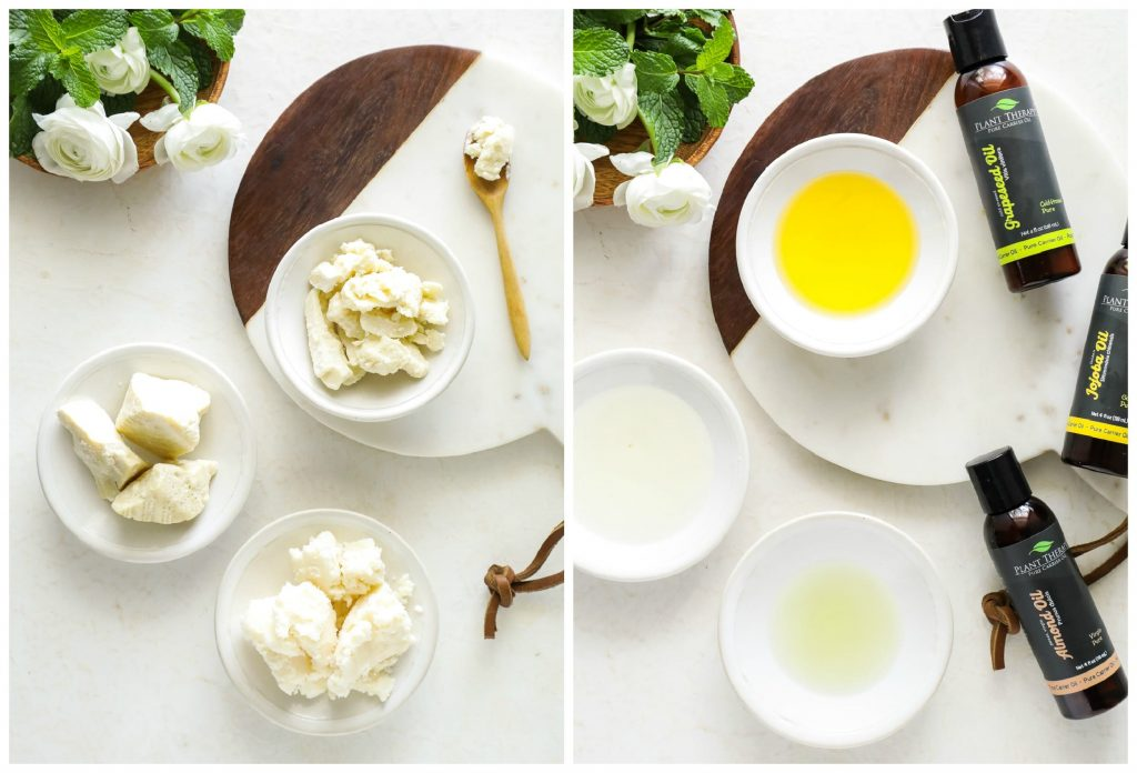 how to make an easy-to-customize homemade body butter