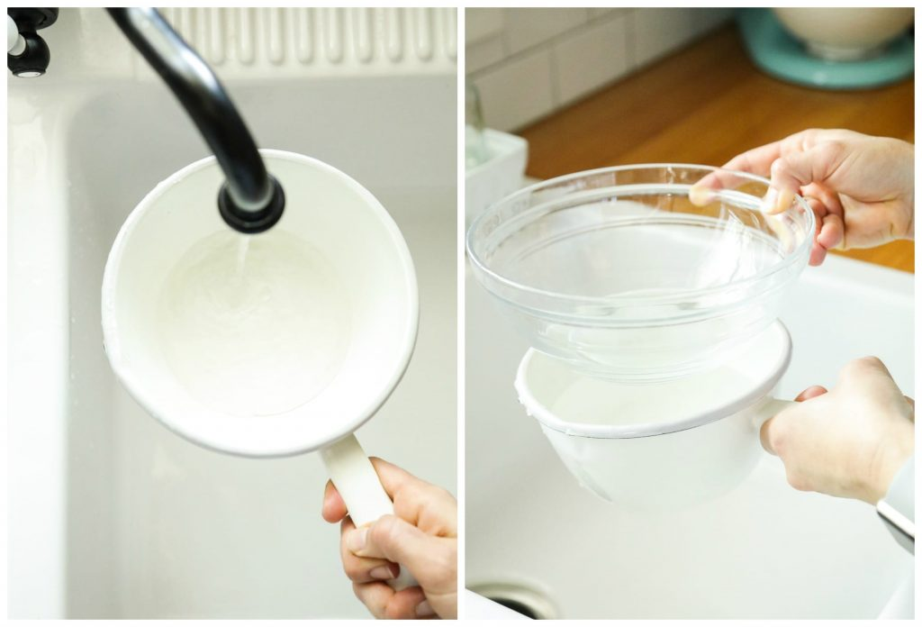 Simple, homemade, and customizable body butter that leaves the skin naturally-nourished and moisturized.