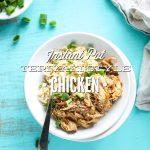 Instant Pot Teriyaki-Style Chicken