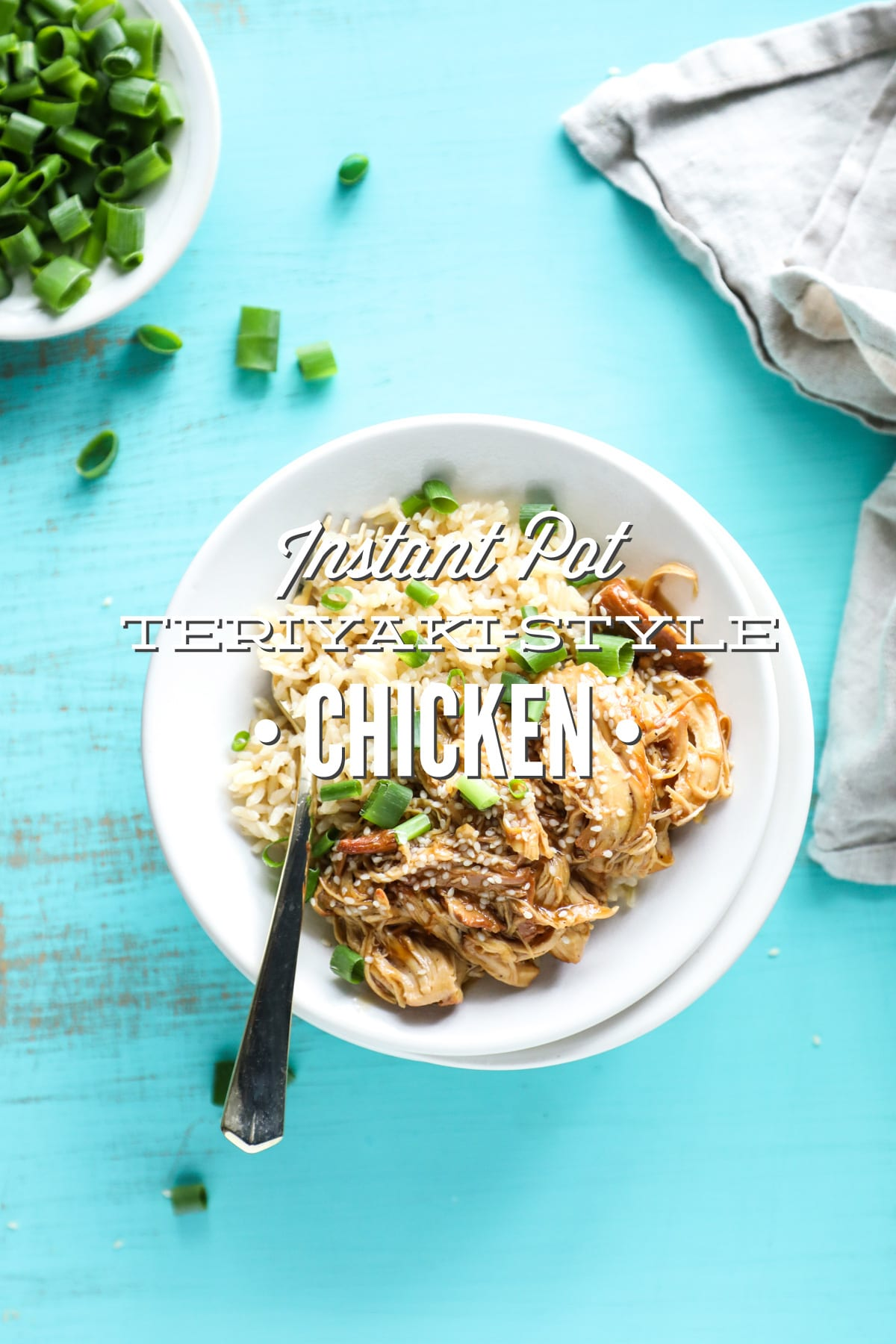 Instant Pot Teriyaki-Style Chicken
