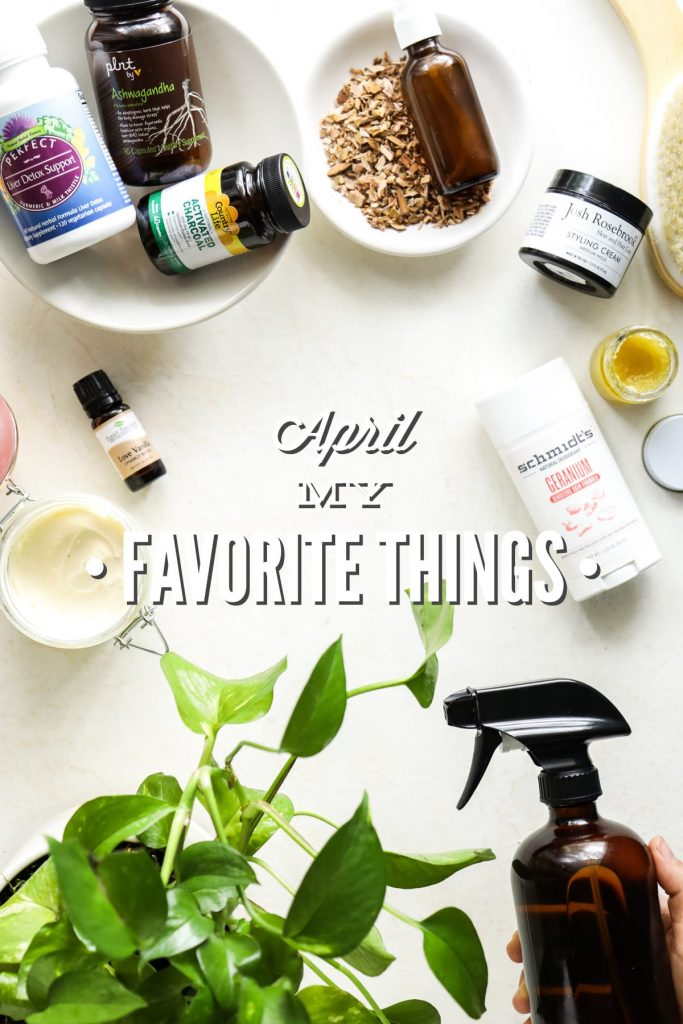 My favorite herbal supplements for natural health, green beauty and hair products, and tools for natural living.
