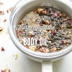 Floral-Infused Soothing Body Oil