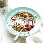 Nut and Seed Maple Granola