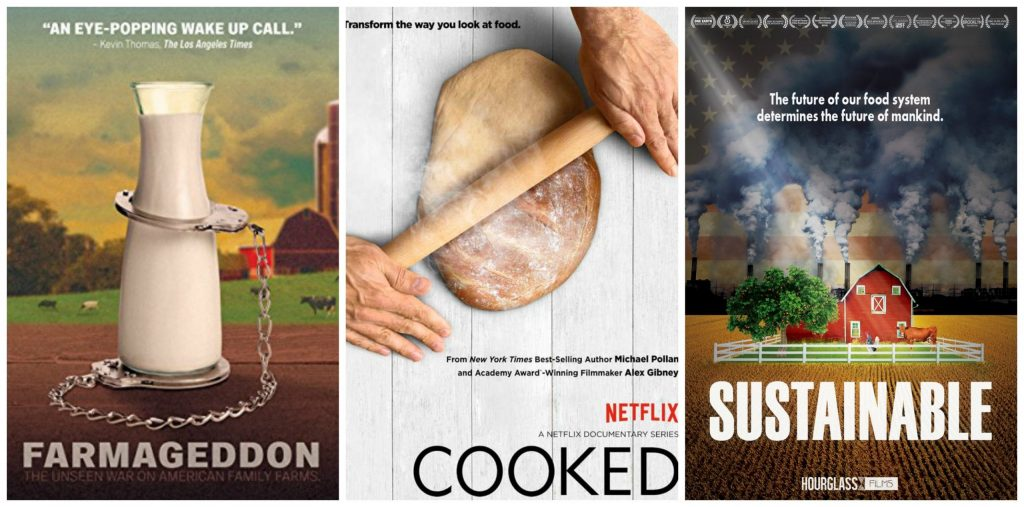 Must-see (real) food documentaries you can rent, or stream on Amazon or Netflix. These documentaries will challenge and inspire you! The best ones out there.