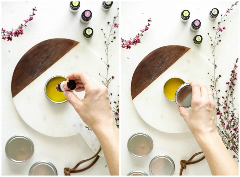 how to make solid perfume