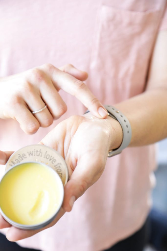 How to Make Solid Perfume - Live Simply