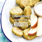 Homemade Veggie Nuggets