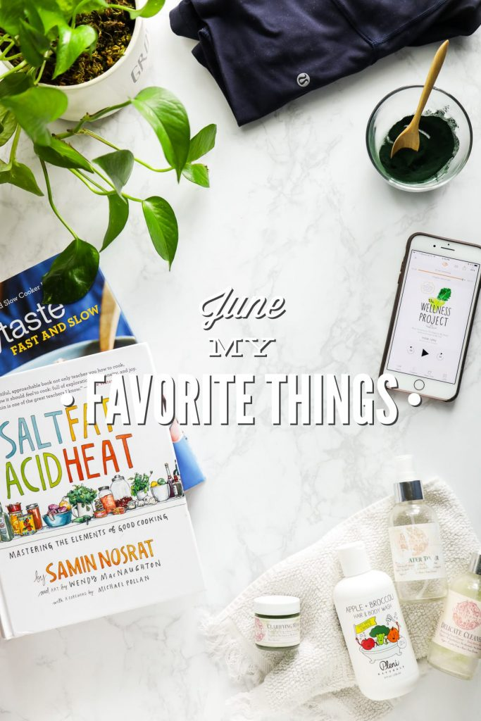 My June favorite things is mainly about my reading list on vacation. Plus those Lululemon leggings! Love!