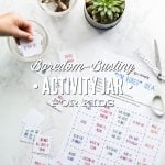 The Boredom-Busting Activity Jar for Kids