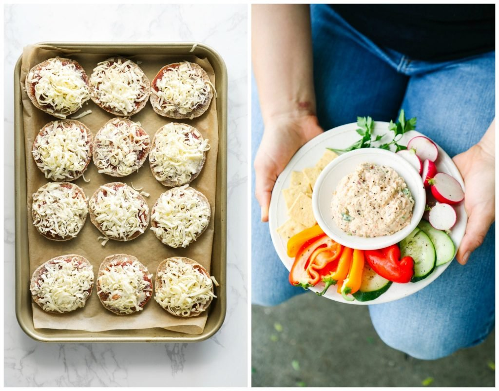 Make-ahead, kid-friendly, real food lunch ideas! Freezer friendly, too. Plus, ideas for finding the time to prep.