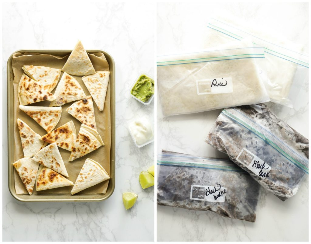 20 Plus (Real Food) Make-Ahead School Lunch Ideas (with Freezer ...