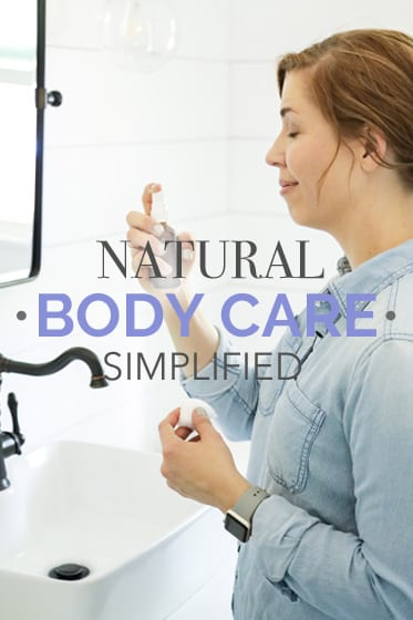 Best Natural Body Care Simplified eBook