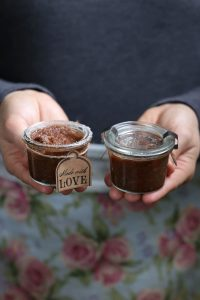 DIY Lip and Hand Scrub: French Toast Style! This stuff is amazing on lips and hands, soothing and moisturizing!!
