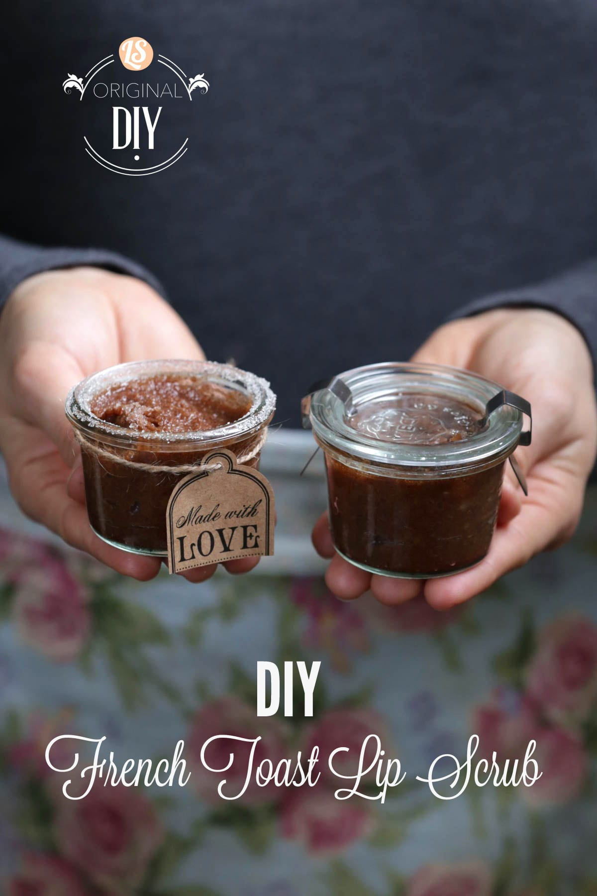 DIY French Toast Lip Scrub