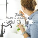 Gentle Oat and Almond Facial Exfoliator