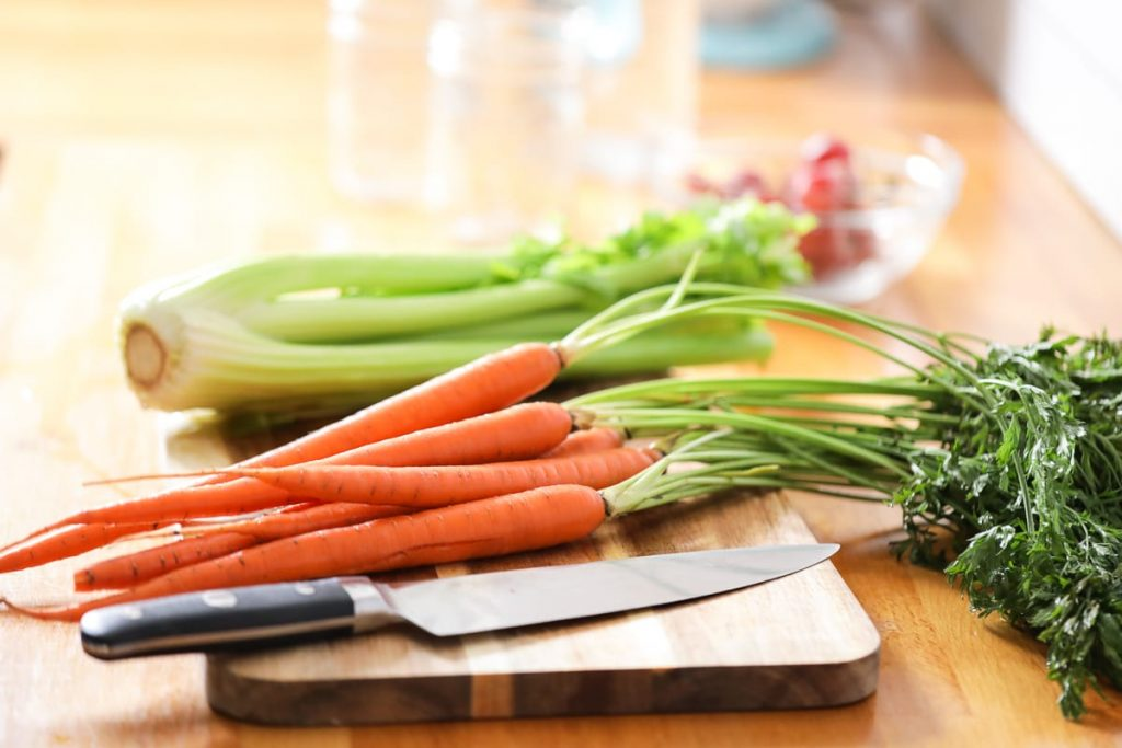 Image result for celery carrot