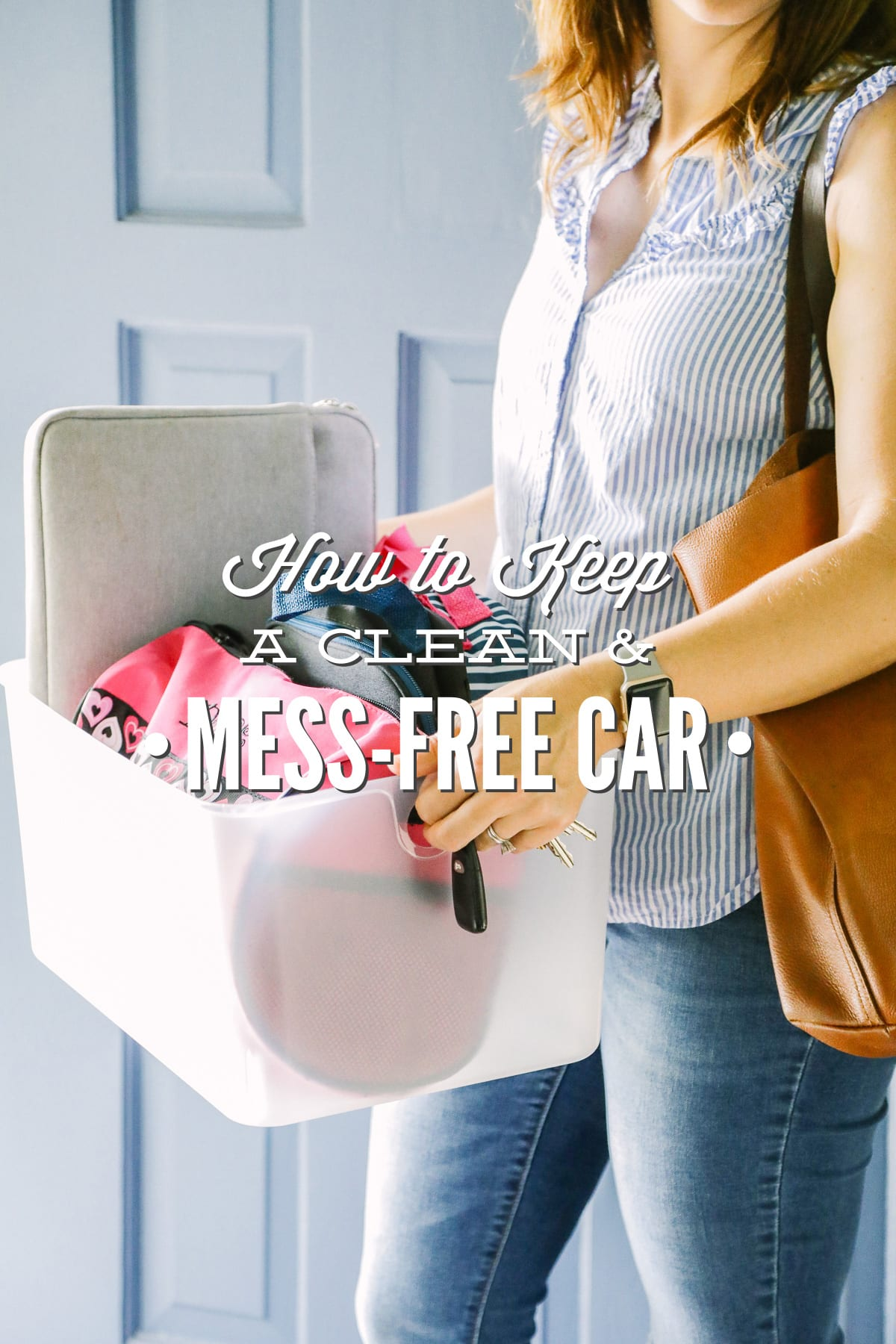 The Car Box Hack: How to Keep a Clean and Mess-Free Car