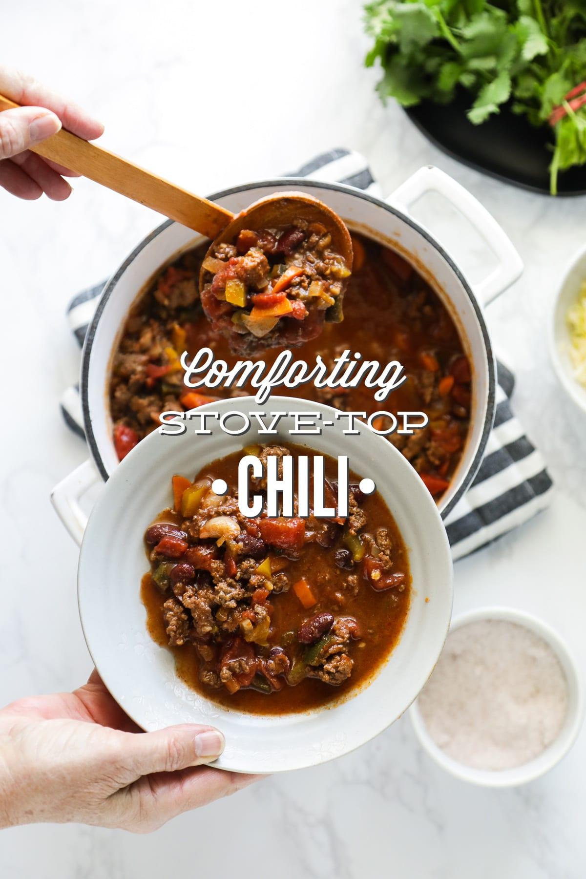 Comforting Stove-Top Chili
