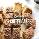 Einkorn Coffee Cake