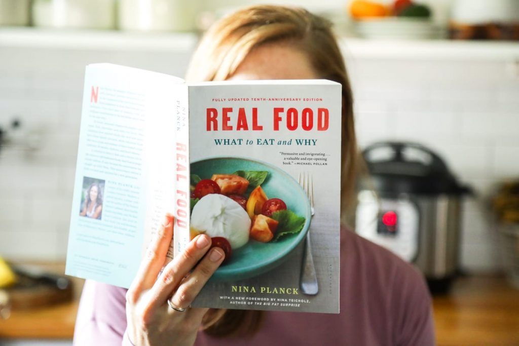 Must read real food books a reading list for eating real food wondering how to get started on a real food journey this list of books were forumfinder Images