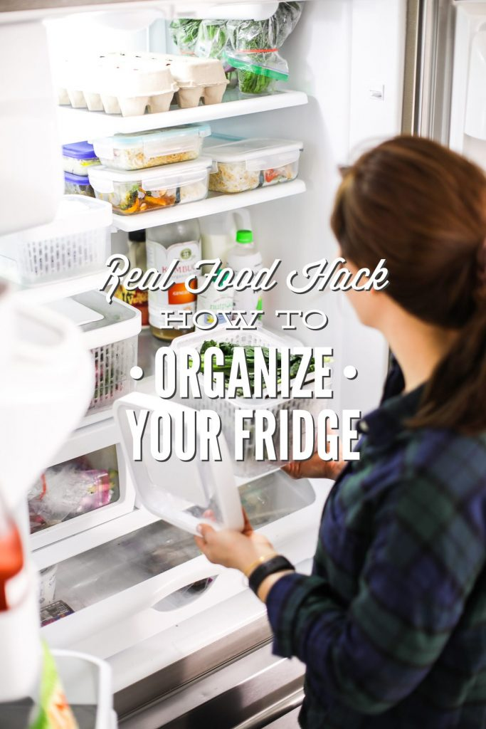 How to organize your fridge and keep it clean!