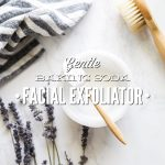 Gentle Baking Soda Facial Exfoliator